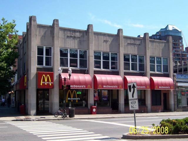 Bedford Street Stamford Restaurants