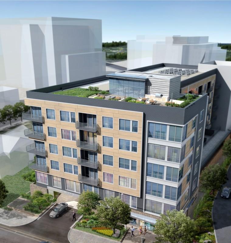 The Forum Apartments: Stamford Development/Construction Thread (Washington