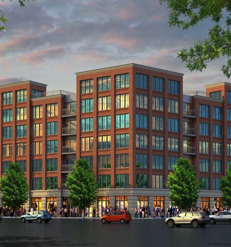Summer Place Apartments: Stamford Downtown - This Is The Place