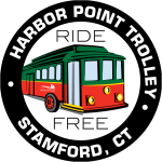 Harbor Point Trolley Logo