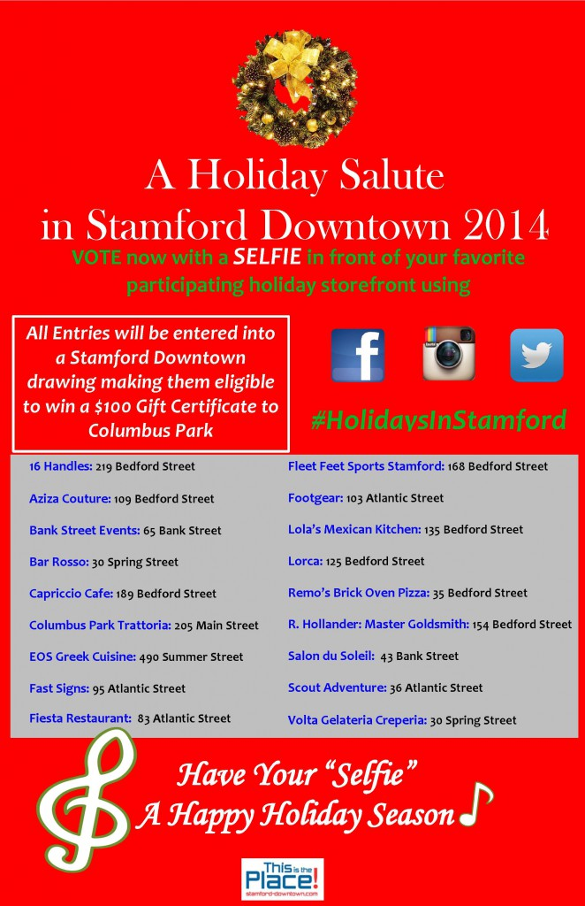 More about Holiday Salute!