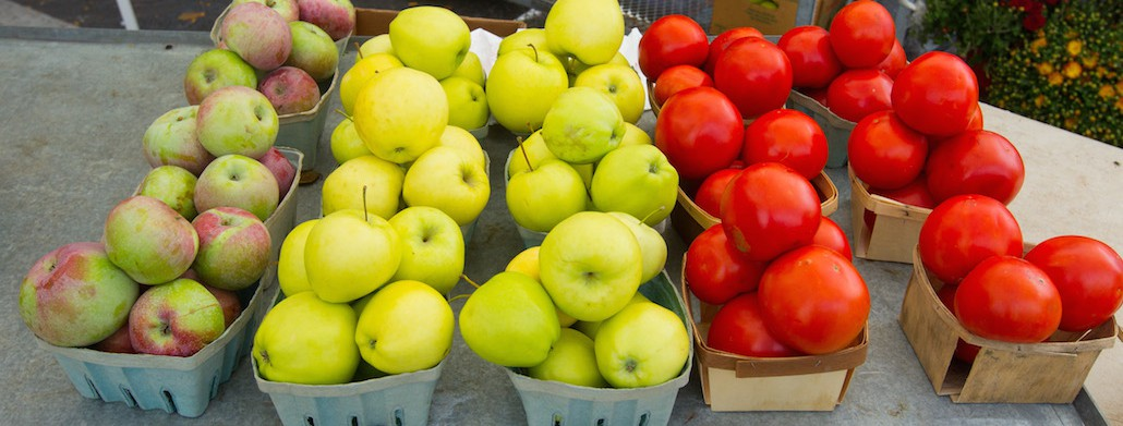 Stamford Downtown Farmers Market Farm to Table Fresh produce