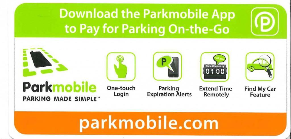 ParkMobile front