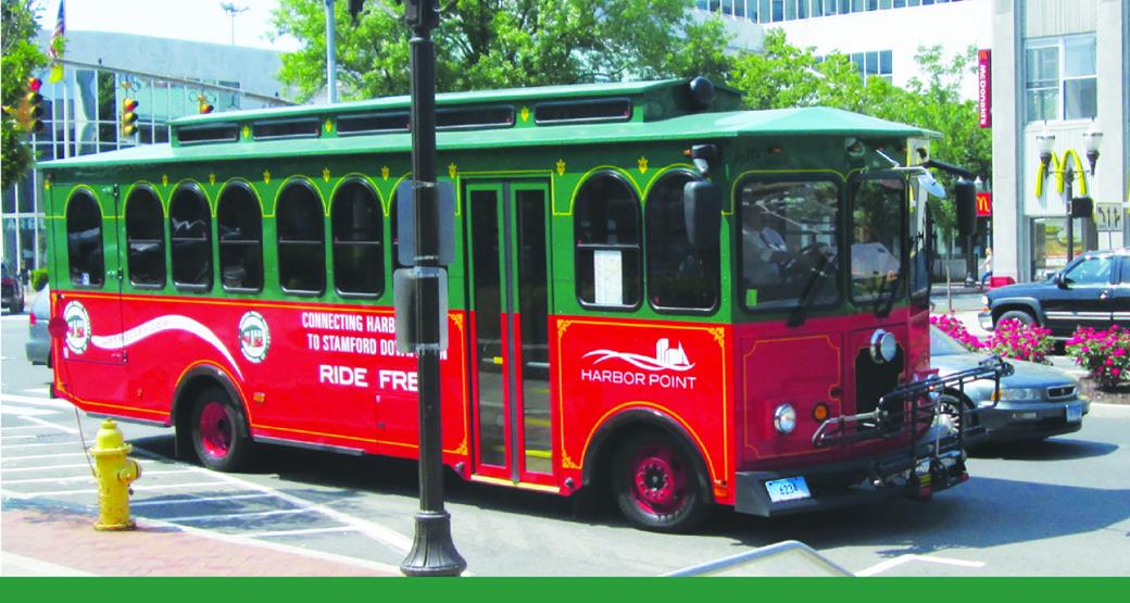 Trolley Ad