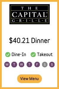 2021 Winter Restaurant Weeks