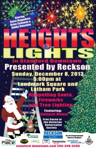 Heights & Lights Poster