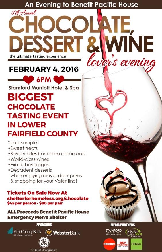 8th Annual Chocolate Dessert Amp Wine Lover S Evening