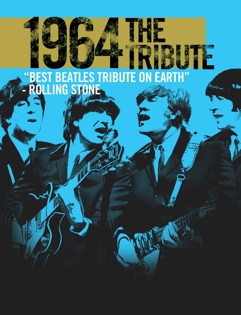 1964 The Tribute Beatles Show Stamford Downtown This